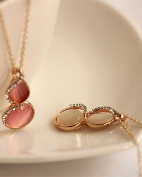 Fashion short necklace clavicle necklace for women