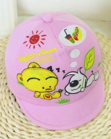 Couples spring and summer hat child baby peaked cap