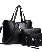 Fashion composite bag shoulder bag 3pcs set