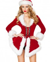 Christmas performance clothing winter christmas costumes