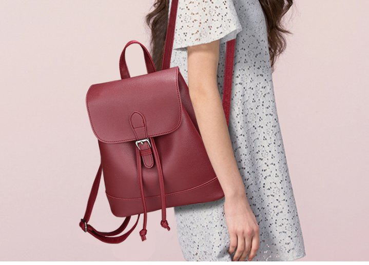 Student Korean style spring and summer backpack for women
