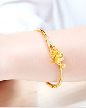 Rose fashion bracelet Korean style colors wristband