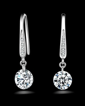 Crystal fashionable accessories natural diamond jewelry