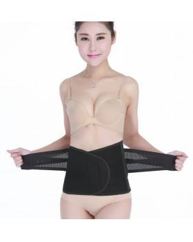 Self heating lumbar sports tourmaline kidney belt