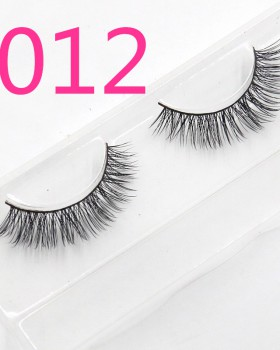Korean style fake European style mink hair slender natural eyelash