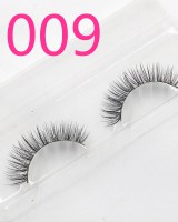 Fake mink hair handmade eyelash