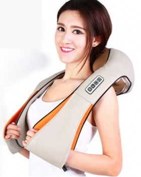 Rechargeable household vehicle massage massager