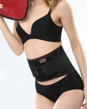 Couples steel plate waistguard Self heating kidney belt