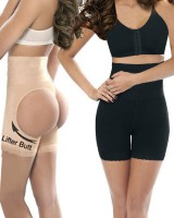 Hold abdomen hip raise shaping pants lace briefs