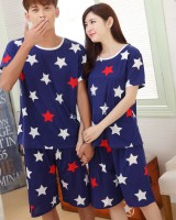 Couples homewear pajamas a set for men