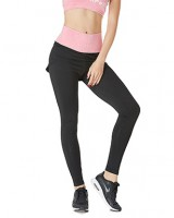 Fitness wicking yoga pants spring outdoor sports long pants