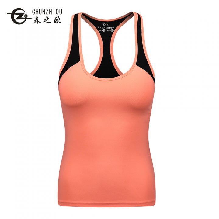 Fitness wicking underwear breathable outdoor sports vest