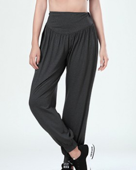 Run Casual sweatpants loose fitness harem pants for women
