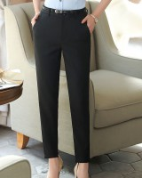 Temperament business suit all-match pants for women