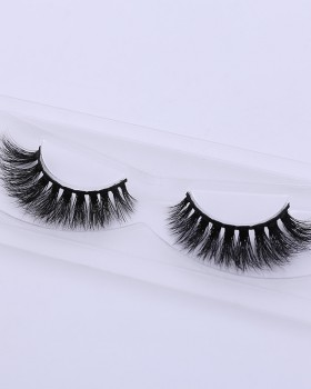 Fake stereoscopic thick lengthen mink hair eyelash