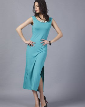 Sexy European style formal dress nightclub dress