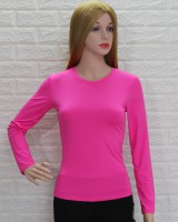 Pure wicking T-shirt yoga tight tops for women