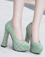 Temperament high-heeled shoes platform for women