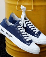 Casual student shoes fashion canvas shoes for men