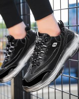 Spring breathable shoes Casual fashion running shoes for men