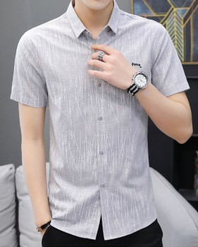 Casual handsome shirt summer shirts for men