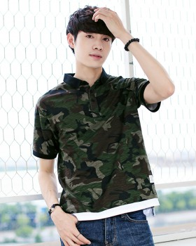 Casual fashionable T-shirt Korean style shirts
