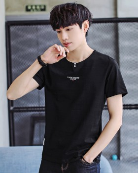 Printing fashion T-shirt short sleeve summer sweater
