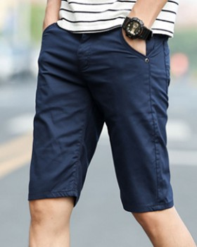 Korean style summer pants sandy beach slim five pants