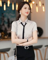 Big student business suit shirt for women