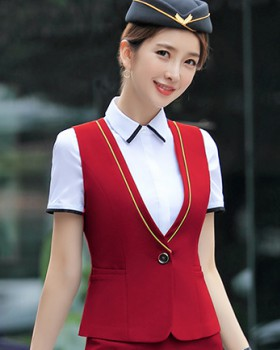 Overalls fashion work clothing short profession business suit