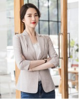Korean style fashion business suit for women
