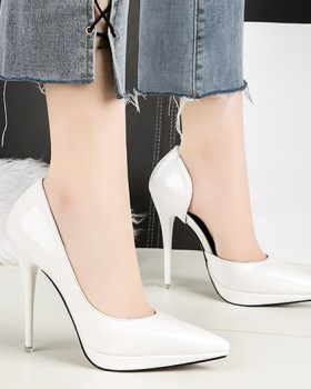Sexy profession shoes nightclub high-heeled shoes for women