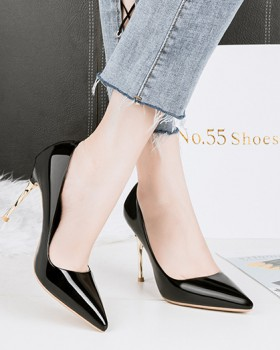 Fashion shoes Korean style high-heeled shoes for women