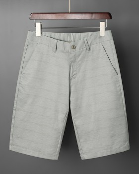 Fashion elasticity shorts summer pants for men