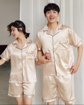 Korean style pajamas cardigan a set for women