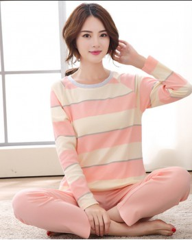 Autumn and winter long sleeve fashion Casual pajamas