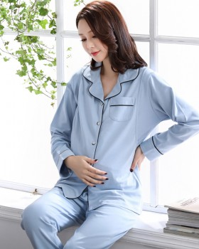 Thin maternity clothing nursing clothing