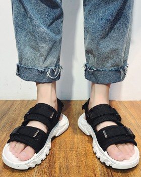 Casual fashion sandals summer dual purpose slippers for men