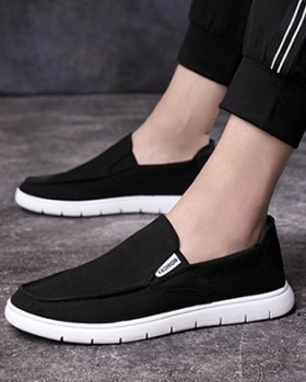 Breathable lounger board shoes cozy summer cloth shoes