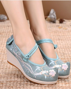 Han clothing elegant spring all-match shoes for women