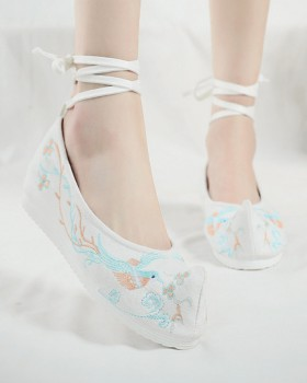National style Han clothing spring shoes for women