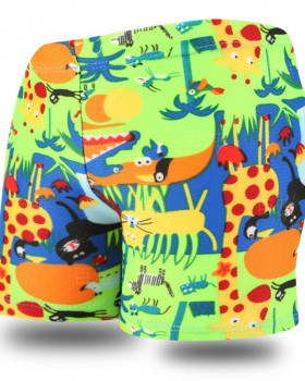 Big child small baby swimwear spa student swim pants