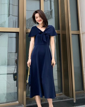 Temperament fashion dress ladies spring and summer cloak