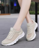 Korean style hollow Sports shoes Casual shoes for women