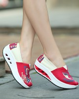 Sports shoes canvas shake shoes for women