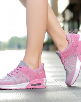 Spring breathable shoes student Casual air shoes for women