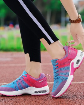 Casual Korean style shoes spring running shoes for women
