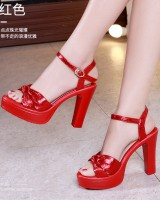 Thick all-match shoes catwalk sandals for women