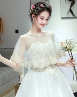 Thin scarf wedding dress summer wedding shawl for women