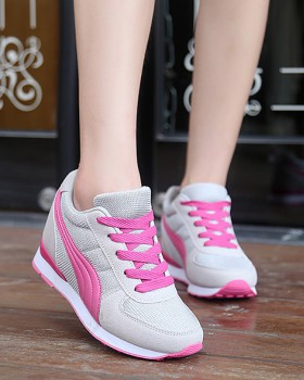 Within increased fashion flat Casual invisible Sports shoes